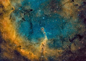 IC1396 and Elephant Trunk Nebulae